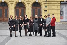 Recipients of recognitions for the associates of the University of Ljubljana for 2017