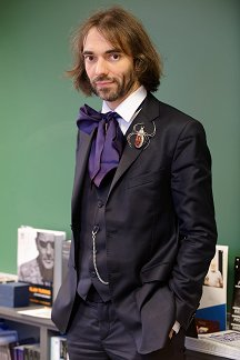 The New Yorker Magazine dubbed Dr Cédric Villani the 'Lady Gaga of French mathematics'.
