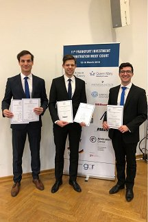 The students from the Faculty of Law of the University of Ljubljana placed second at the Investment Arbitration Moot Court international competition, and demonstrated exceptional knowledge in the field of international investment law.
