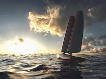 The sailboat's Atlantic crossing is planned to take three months, however since the exact time cannot be predicted accurately, the students will need to provide an innovative power supply for the boat during its journey. Solar cells will be used for that purpose.