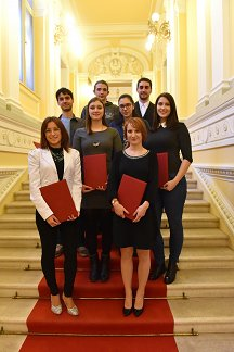 Milan Lenarčič Scholarships for high-achieving students of the University of Ljubljana