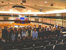 Participation at the event brought students additional knowledge, the exchange of opinions in an international environment and insight into negotiations according to the rules of the European Parliament.   Photo: European Parliament